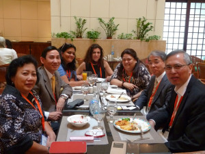 CCI-SIOP Asia Working Lunch